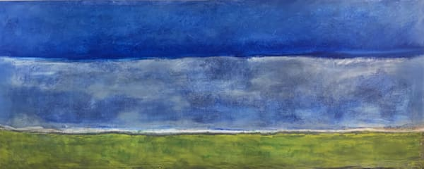 Spring Sky   New Mexico   Oil On Canvas.   Sold Art | Peter Anderson Studio