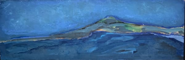 Of An Evening   Dingle Ireland   Oil On Panel   Sold Art | Peter Anderson Studio