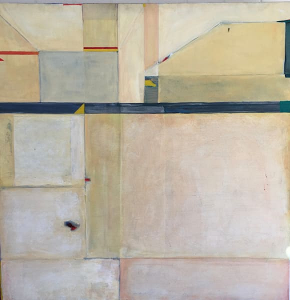 Bakersfield, Ca    Oil On Canvas   Sold Art | Peter Anderson Studio