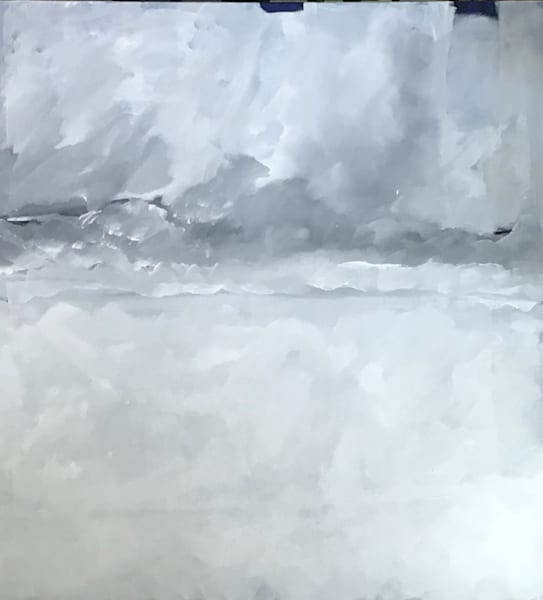 Winter In Maui    Oil On Canvas   Sold Art | Peter Anderson Studio