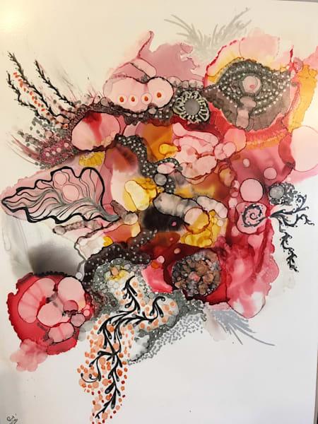 Silver Rouge Art | Art With Judy Ann