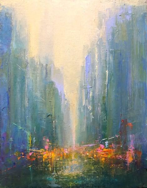 City Mix4  Art | edlittleart