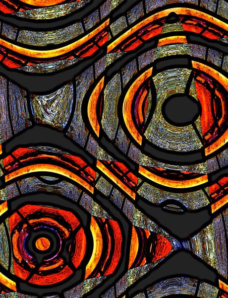 Crop Circles Art | Rock Kandy