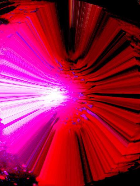 Fiber Optic Flower Art | Rock Kandy
