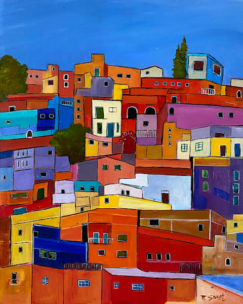 Guanajuato You're Beautiful Art   Marissa Sweet