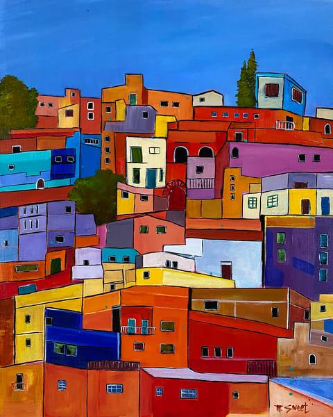 Guanajuato You're Beautiful (Print) Art | Marissa Sweet