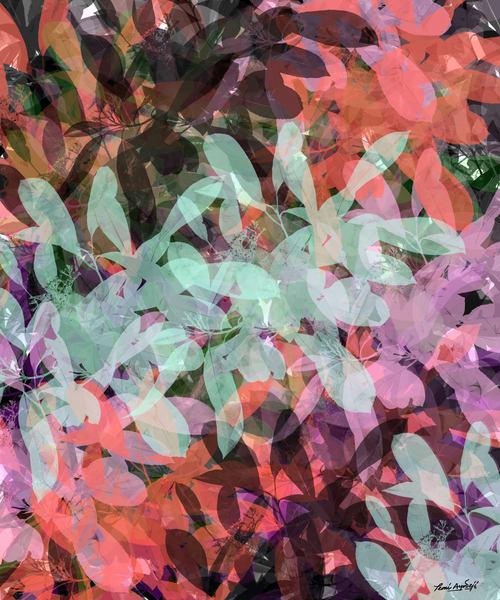 Gentle Lavender Art | TEMI ART, LLC.
