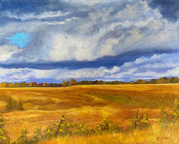 Country Road (Print) Art | Marissa Sweet