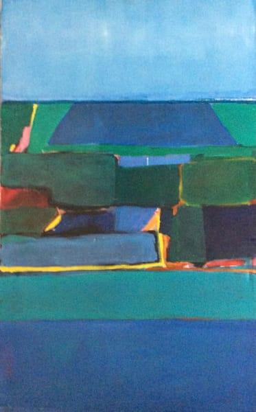 Santa Monica, Ca    # 2   Oil On Canvas   Sold Art | Peter Anderson Studio