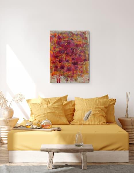 Wallflowers Art | Noreen Dixon Art