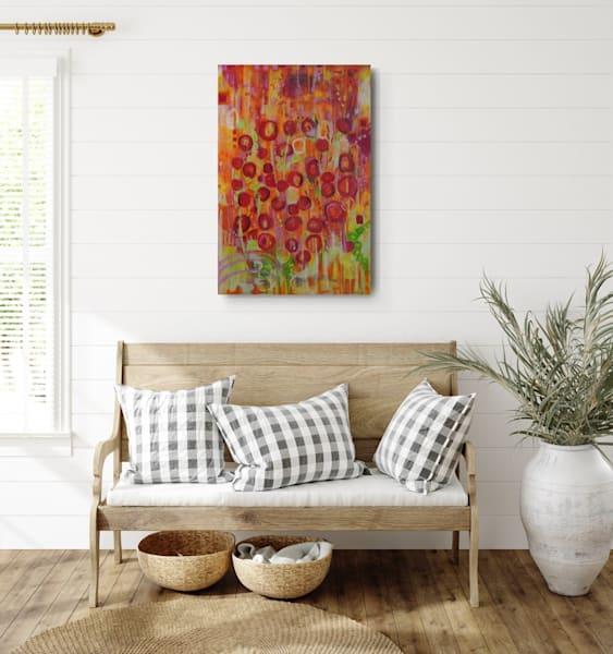 Spunky Blooms Art | Noreen Dixon Art
