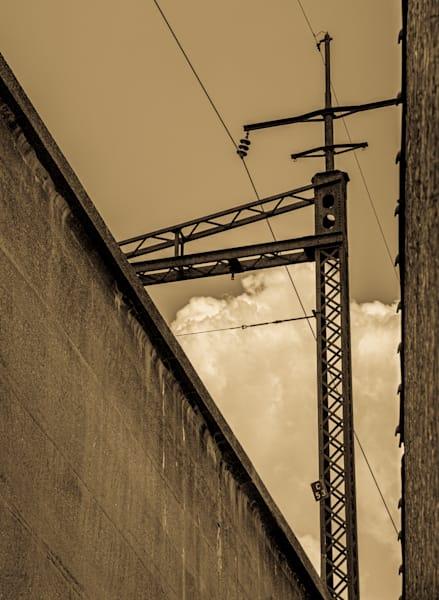 Hell Gate Bridge, Astoria Ny Photography Art | Ben Asen Photography