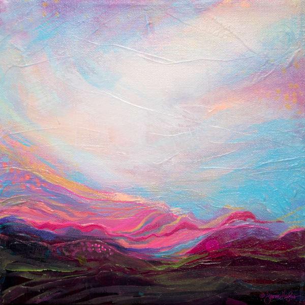 Distant Memories Art | Jessica Hughes Fine Art