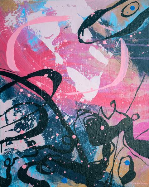 Hummingbird Art | Jessica Hughes Fine Art