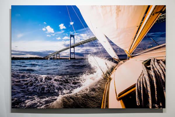 Classic Newport 48x32 Metal | Cory Silken Photography