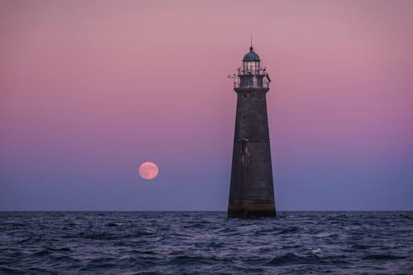 Minot Moonrise   9002 2 Art | Kjeld Mahoney Photography