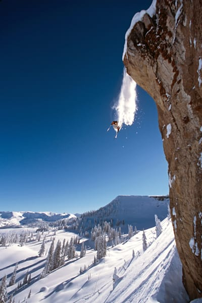 Grand Targhee, The Diving Board, Jeff Leger