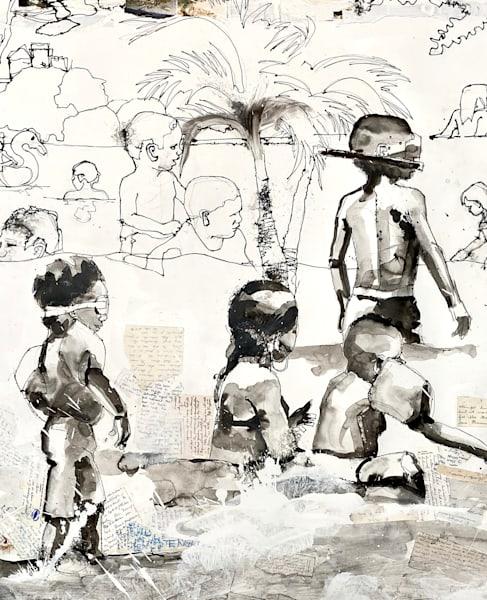 Remember That Beach Day? Art | Bianca Berends