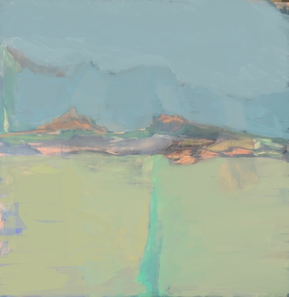 Pueblito Viejo   New Mexico  Art | Peter Anderson Studio