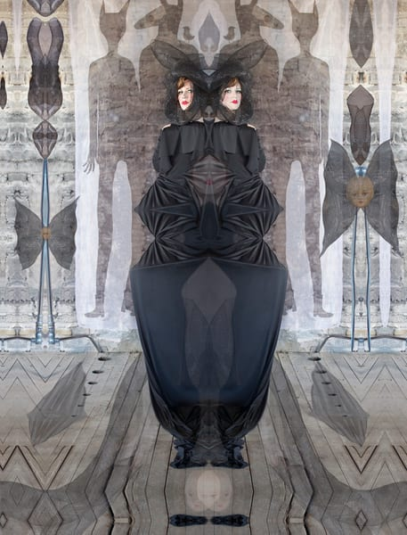 Fantasy photographic prints by Marsha Gray Carrington