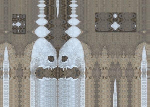 Marsha Gray Carrington photo-fusion print