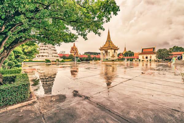 The Royal Palace at Phnom Penh | Susan J Photography