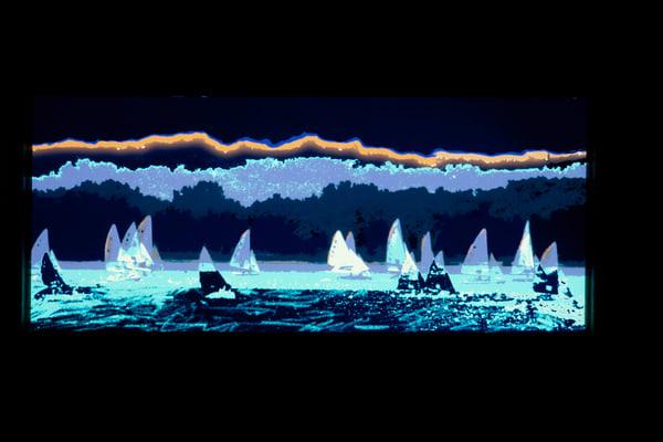 Lake Abstraction Photography Art | Christopher Grey Studios