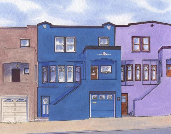 San Francisco Art Deco Art | Leisa Collins Art