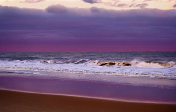 Violet Skies Photography Art | Silver Sun Photography