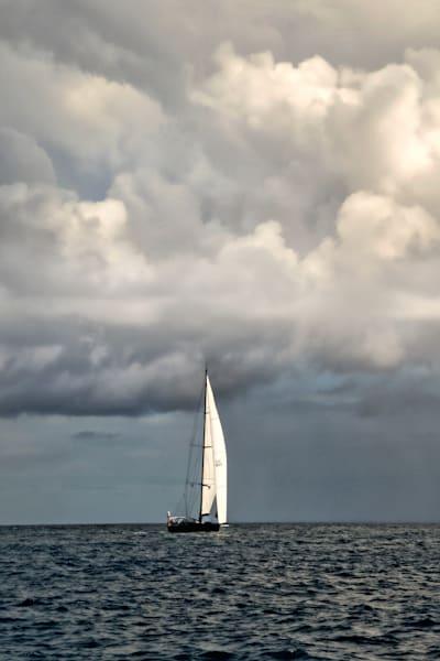Easing The Sails Art   Light Pixie Studio