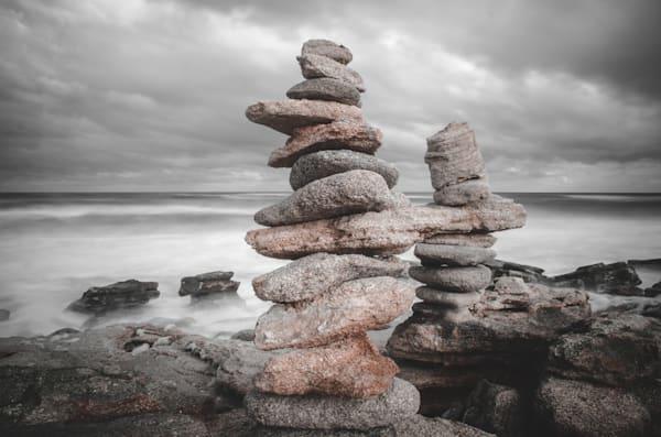 Serene Seaside Photography Art | kramkranphoto