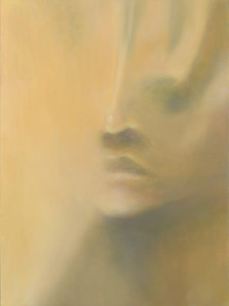 Marsha Gray Carrington figurative minimalist painting