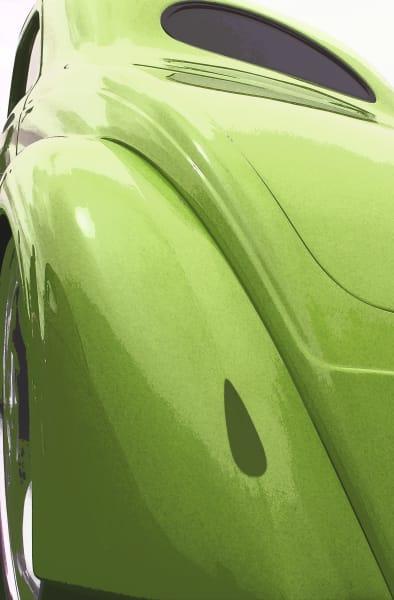 Green Apple Art | Rock Kandy
