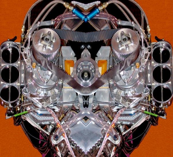 Motor Head Art | Rock Kandy