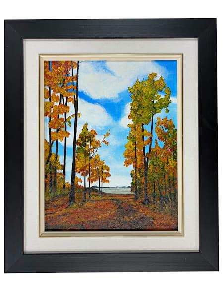 Fall Landscape Art | Marissa Sweet