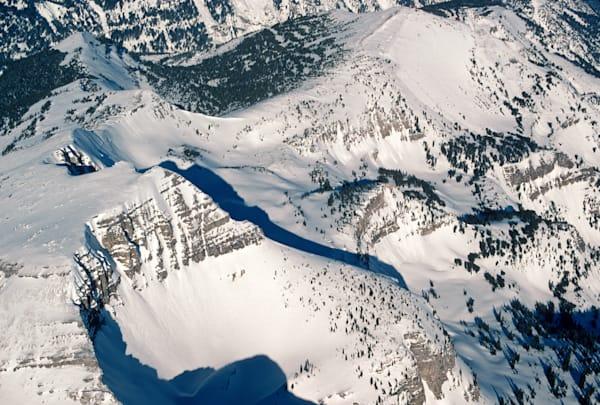 Cody Peak, Cardiac Ridge, Rendezvous Bowl