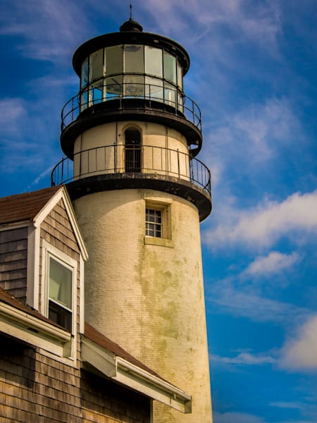 Highland Lighthouse, North Truro Photography Art | Ben Asen Photography