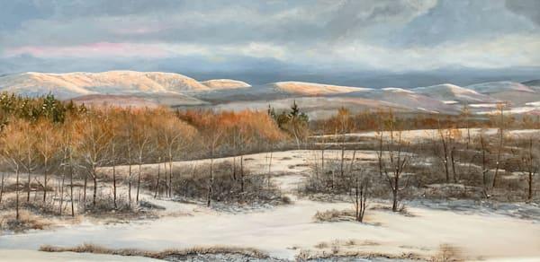 Granville Sunset Art   Skip Marsh Art