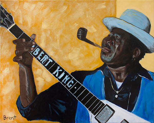 I'll Play The Blues For You Art | RPAC Gallery