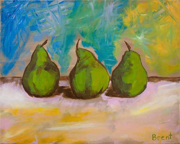 Three Pears Art | RPAC Gallery