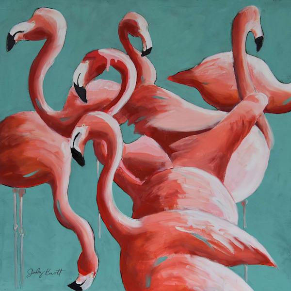 Flamboyance Art | KnottJust Art
