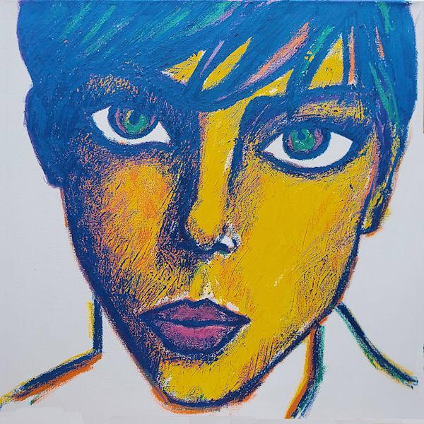 Colorful Outlook Art   Cincy Artwork