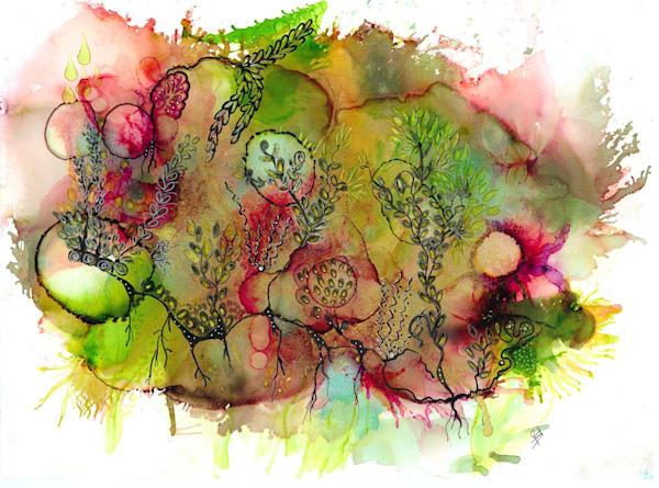 Pomegranate Hds Art | Art With Judy Ann