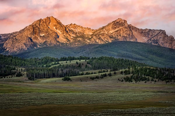 Sawtooth Pastel | Shop Photography by Rick Berk