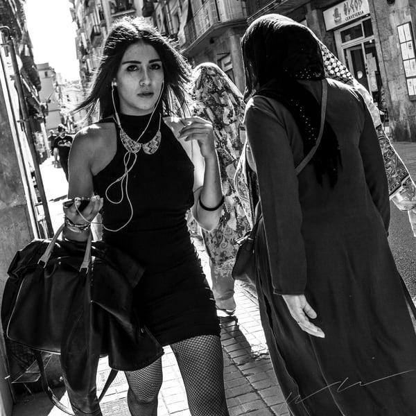 Culture Clash Photography Art | Harry John Kerker Photo Artist