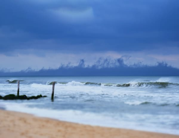Blue Seas And Skies Photography Art | Silver Sun Photography