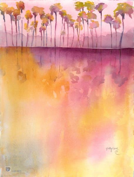 Every Day Is A New Sky Pink Art | ArtByPattyKane