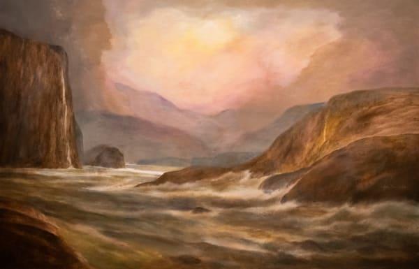 Around The Bend Art | John Davis Held, LLC