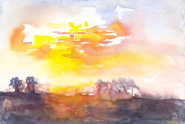 Sanibel Sunrise Art | ArtByPattyKane
