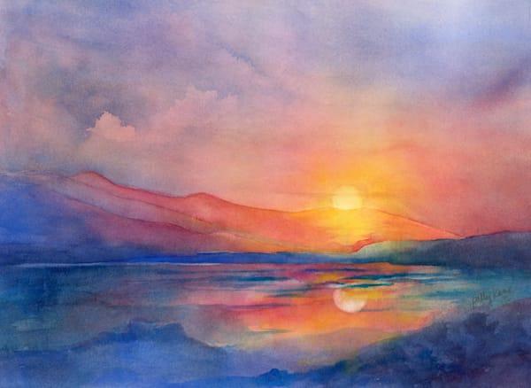 Irish Sunrise 4 Art | ArtByPattyKane